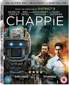 Chappie (4K Ultra HD) (UK)