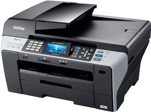 Brother MFC-6490CW, Tinte (MFC6490CWG1)