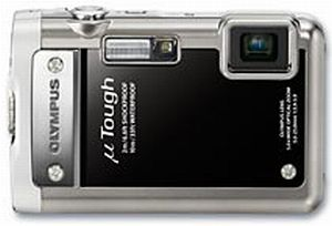 Olympus µ Tough 8010 black (N3836792)