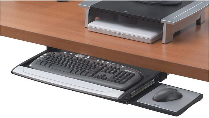 Fellowes Deluxe Keyboard Drawer (8031201)