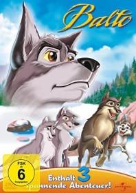 Balto 1+2 (DVD)