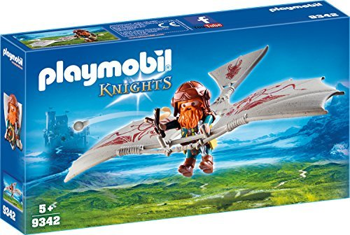 playmobil - Knights - Zwergenflugmaschine (9342) -- via Amazon Partnerprogramm