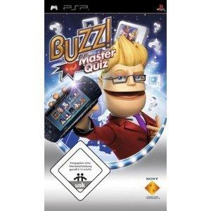 Buzz! - Master Quiz (deutsch) (PSP)