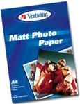 Verbatim 39000 Fotopapier A4, 180g, 20 Blatt -- via Amazon Partnerprogramm