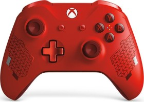 Microsoft Xbox One Wireless Controller Sport Red Special Edition (Xbox One/PC)