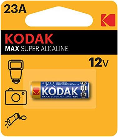 Kodak K23A, alkali, 12V (5278817) -- via Amazon Partnerprogramm