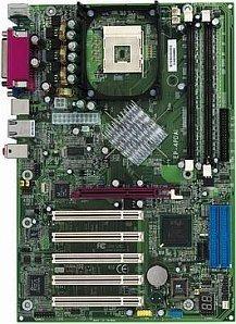 EPoX EP-4PDAI, i865PE (dual PC-3200 DDR)