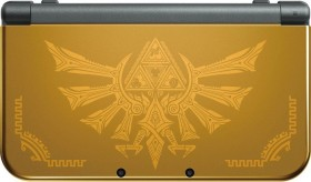 Nintendo New 3DS XL Hyrule Edition gold