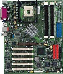 EPoX EP-4PDA2+, i865PE (dual PC-3200 DDR)