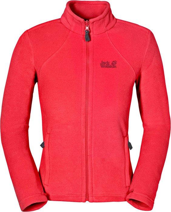 außergewöhnliche Auswahl an Stilen und Farben große Auswahl an Designs schönes Design Jack Wolfskin Moonrise Jacke hibiscus red (Damen)