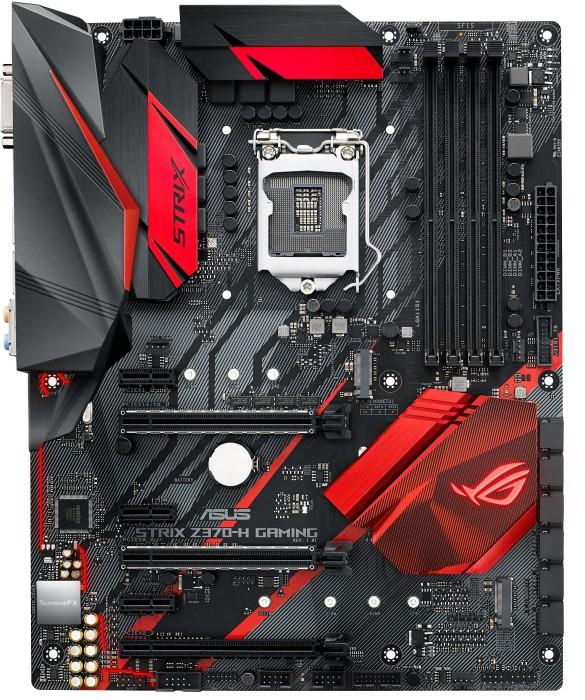 ASUS ROG Strix Z370-H Gaming (90MB0VJ0-M0EAY0)