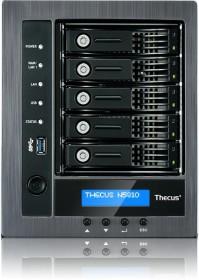 Thecus N5810 4TB, 2x Gb LAN