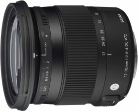 Sigma Contemporary 17-70mm 2.8-4.0 DC macro OS HSM for Canon EF (884954)