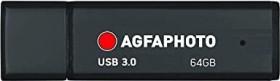 AgfaPhoto USB Flash Drive 64GB, USB-A 3.0 (10571)