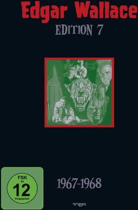 Edgar Wallace Edition 7 -- via Amazon Partnerprogramm