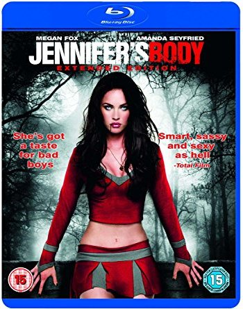 Jennifer's Body (Blu-ray) (UK) -- via Amazon Partnerprogramm