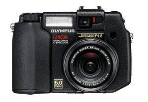 Olympus Camedia C-5050 zoom (różne zestawy)