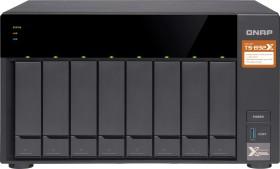 QNAP Turbo station TS-832X-8G 1TB, 8GB RAM, 2x 10Gb SFP+, 2x Gb LAN