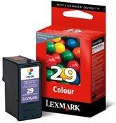 Lexmark 29 Return Druckkopf mit Tinte farbig (018C1429E)