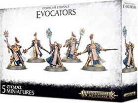 Games Workshop Warhammer Age of Sigmar - Stormcast Eternals - Evocators (99120218039)