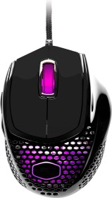Cooler Master MasterMouse MM720 RGB Gaming Maus schwarz glänzend, USB (MM-720-KKOL2)