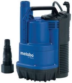 Metabo TP 7500 SI Elektro-Klarwassertauchpumpe/Flachsaugerpumpe (0250750013)