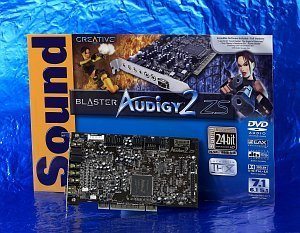 Creative Sound Blaster Audigy 2 ZS bulk (30SB035000000)
