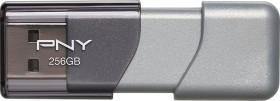 PNY Elite Turbo Attaché 3.0 256GB, USB-A 3.0 (P-FD256TBOP-GE)