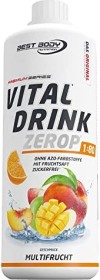 Best Body Nutrition Low Carb Vital Drink Multifrucht 1l