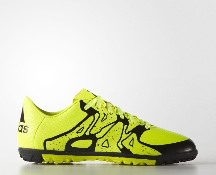 premium selection 6c9c5 99334 adidas X15.3 TF solar yellow core black (Junior) (B32974)
