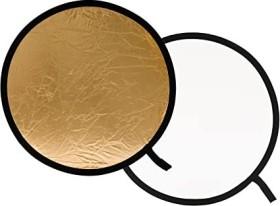 Lastolite reflector 50cm gold/white (LL LR2041)