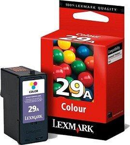 Lexmark 29A głowica drukująca z tuszem kolorowym (018C1529E)