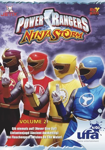 Power Rangers - Ninja Storm Vol. 2 -- via Amazon Partnerprogramm