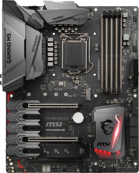 MSI Z370 Gaming M5 (7B58-003R)