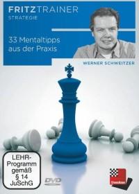 Chessbase 33 Mentaltipps aus der Praxis (deutsch) (PC)