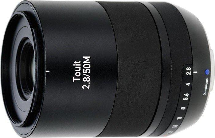 Zeiss Touit 50mm 2.8 für Fujifilm X schwarz (2030-681)