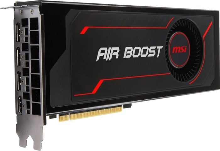 MSI Radeon RX Vega 56 Air Boost 8G OC, 8GB HBM2, HDMI, 3x DP (V368-001R/V368-005R)