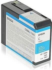 Epson ink T5802/T6302 cyan (C13T580200//C13T630200)