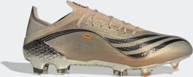 adidas X Speedflow.1 FG Messi silver/core black/intense orange (men) (GX0216)