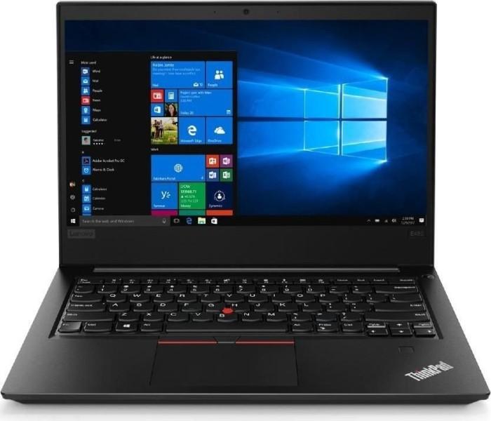 Lenovo ThinkPad E480 schwarz, Core i5-8250U, 8GB RAM, 256GB SSD, Aluminium (20KN001QGE)