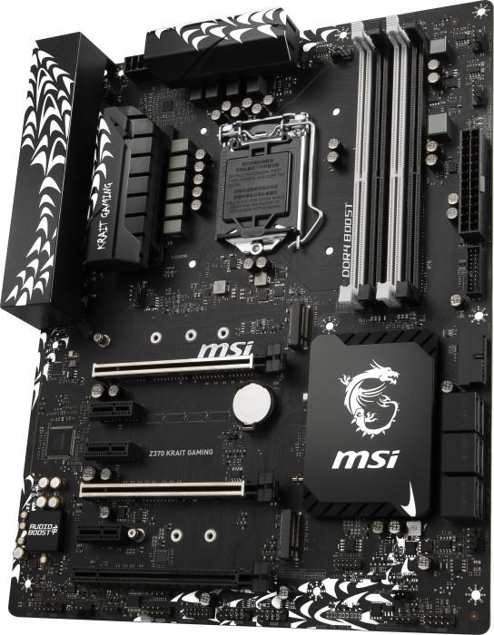 MSI Z370 Krait Gaming (7B46-001R)