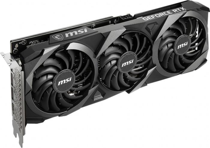 MSI GeForce RTX 3060 Ventus 3X 12G OC, 12GB GDDR6, HDMI, 3x DP (V397-031R)