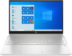 HP Pavilion 15-eh0176ng Natural Silver, Ryzen 7 4700U, 16GB RAM, 512GB SSD, DE (2Y2V7EA#ABD)