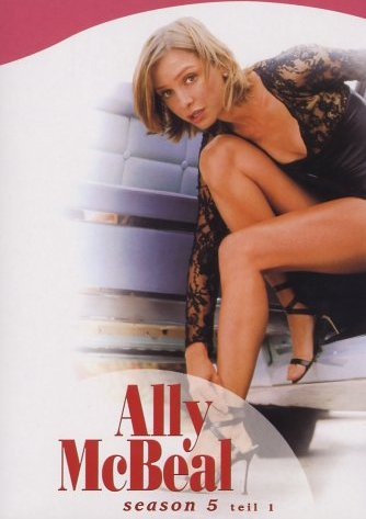 Ally McBeal Season 5.1 -- via Amazon Partnerprogramm