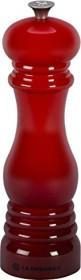 Le Creuset Classic salt mill cherry-red