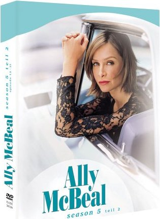 Ally McBeal Season 5.2 -- via Amazon Partnerprogramm