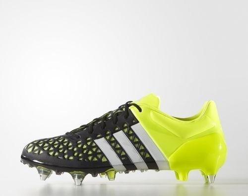 adidas Ace 15.1 SG solar yellow white core black (mens) (B32851 ... d90c988fd