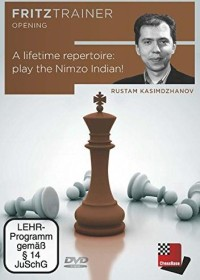 Chessbase A lifetime repertoire: play the Nimzo Indian! (englisch) (PC)