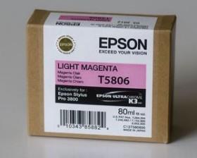 Epson ink T5806/T6306 magenta light (C13T580600 / C13T630600)
