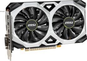 MSI GeForce GTX 1660 Ti Ventus XS 6G OCV1, 6GB GDDR6, DVI, HDMI, DP
